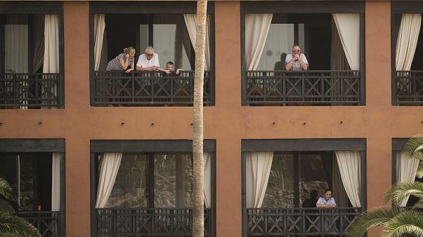 Gäste im H10 Costa Adeje Palace Hotel