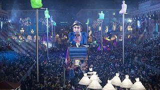 Γαλλία: Σε εξέλιξη το Καρναβάλι της Νίκαιας παρά την απειλή του νέου κορωνοϊού