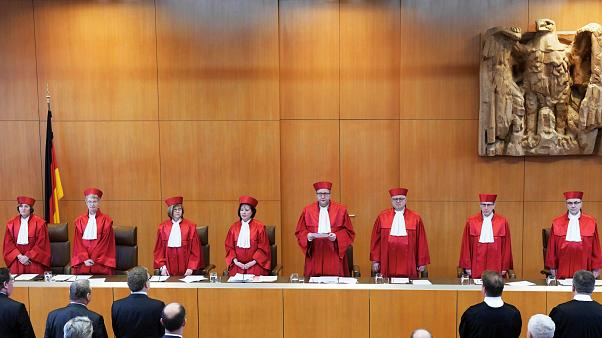 German Constitutional Court officials ruled the ban of assisted suicide was unconstitutional