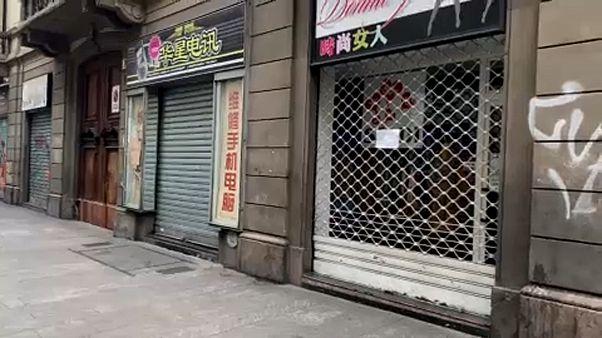 A járvány a foglalkoztatásra is hat Olaszországban