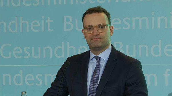 Spahn rechnet mit Coronaepidemie in Deutschland