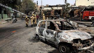 Hindistan'da vatandaşlık yasasına karşı eylemlerde ölü sayısı artıyor