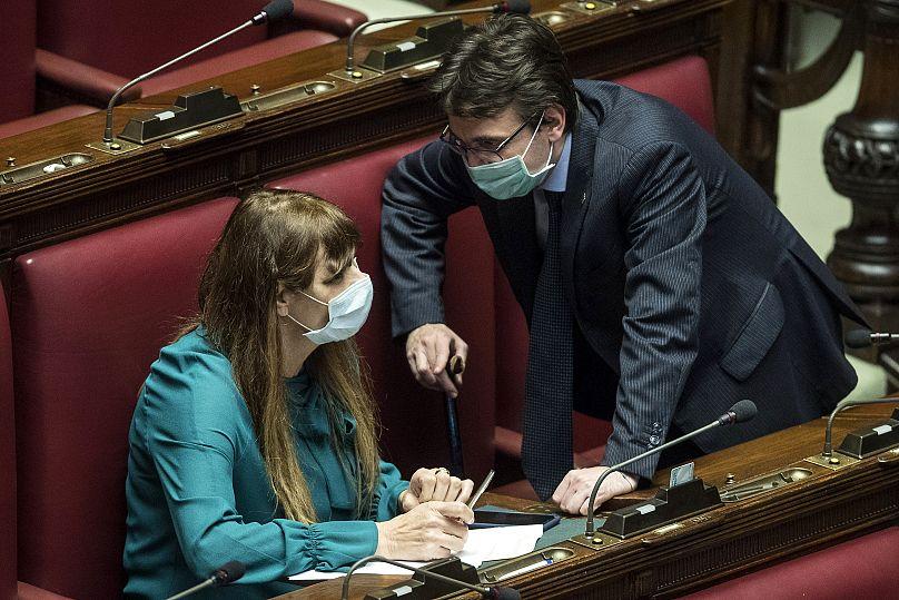 Roberto Monaldo/LaPresse via AP