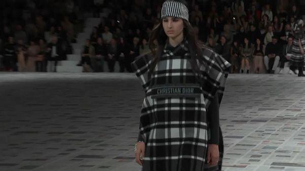 El feminismo protagoniza la nueva colección de Dior