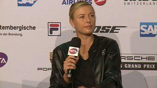 Rücktritt mit 32: Maria Scharapowa beendet ihre Laufbahn