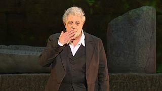 Primera cancelación en España de conciertos de Plácido Domingo
