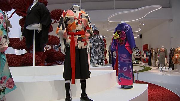 Cultural impact of kimono examined in new exhibition