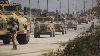 Syrie : nouveaux affrontements meurtriers entre le régime syrien et les forces turques