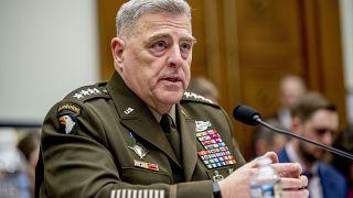 ABD Genelkurmay Başkanı Orgeneral Mark Milley