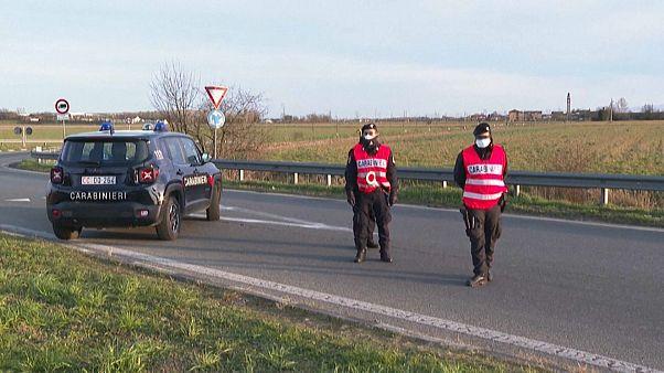 Catorce muertos en Italia, quince infectados en España: el coronavirus avanza en Europa