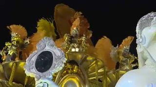 Unidos do Viradouro vence carnaval do Rio de Janeiro