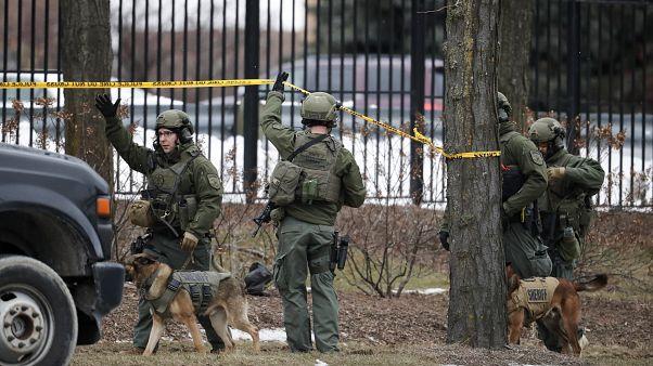 ABD'de işten kovulan bir kişi firmanın genel merkezine silahlı saldırı düzenledi: 5 kişi öldü