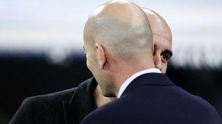 لیگ قهرمانان اروپا؛ شکست یوونتوس در لیون و پیروزی پپ بر زیزو در مادرید