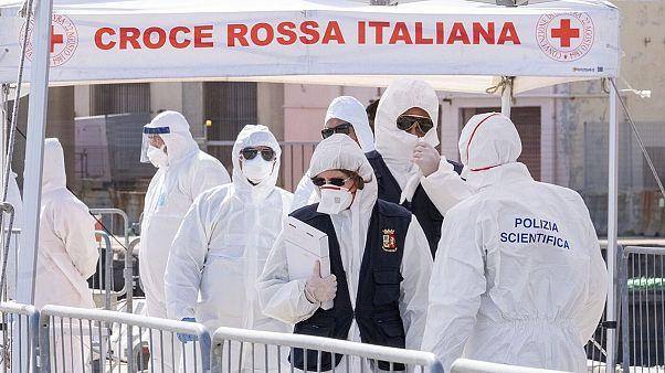 شمار افراد مبتلا به ویروس کرونا در ایتالیا به ۶۵۰ نفر افزایش یافت