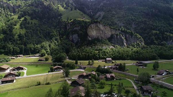 Explosionsgefahr: Schweizer Dorf wird geräumt - 10 Jahre lang