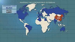 Tα νέα κρούσματα του COVID-19