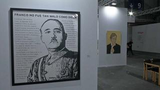 شاهد: معرض مدريد للفن المعاصر في دورته 39 يفتتح أبوابه