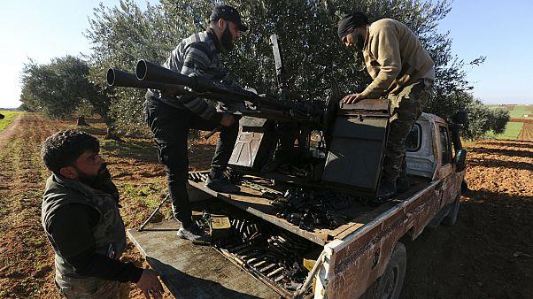 فصائل سورية معارضة لنظام الأسد