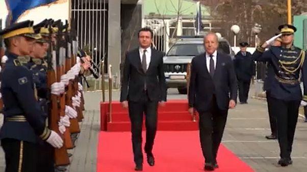 Nem támogat semmiféle területcserét az új koszovói miniszterelnök