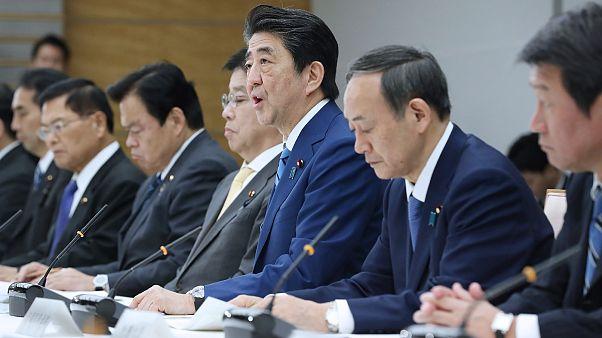 Koronavirüs (Covid-19) nedeniyle Japonya'da okullar tatil ediliyor