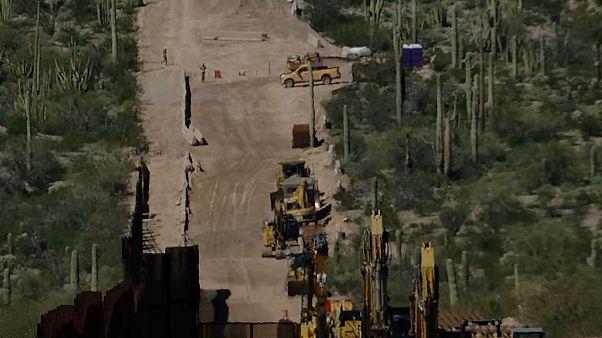 انفجار در مرز آمریکا و مکزیک؛ دیوارکشیهای ترامپ ادامه دارد