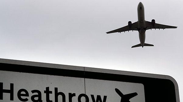 A londoni Heathrow reptér bővítését hiúsították meg a klímaaktivisták