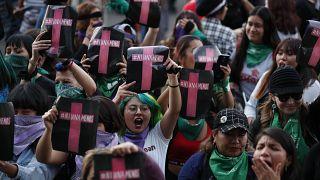 #UnDíaSinNosotras   La huelga general que busca cambiar la lucha feminista en México para siempre