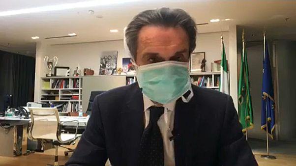 Önkéntes karanténba vonult a koronavírus miatt Lombardia kormányzója