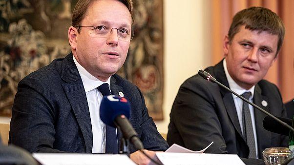 A visegrádi négyek elkötelezettek az EU balkáni bővítése mellett