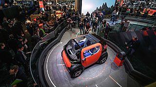Citroen, 6 bin 900 euroya satacağı ilk elektrikli otomobilini tanıttı
