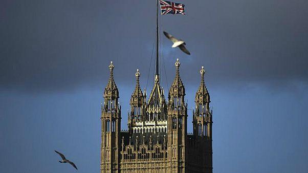 برج فيكتوريا في ويستمنستر بالمملكة المتحدة