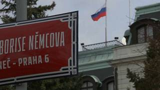 В Праге появилась площадь Бориса Немцова