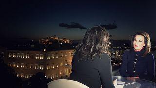 Γ. Αγγελοπούλου: Ελλάδα 2021-«Είναι ευκαιρία ο καθένας να βάλει τη σφραγίδα του για το αύριο»