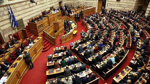 Υπερψηφίστηκε επί του συνόλου το νέο ασφαλιστικό νομοσχέδιο