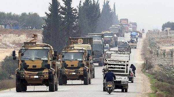 Canlı anlatım | Erdoğan'dan Suriye yönetimine: Türkiye'nin belirlediği sınırların dışına çıkın