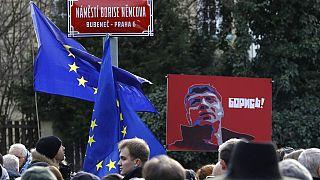 Une place Boris Nemtsov à Prague