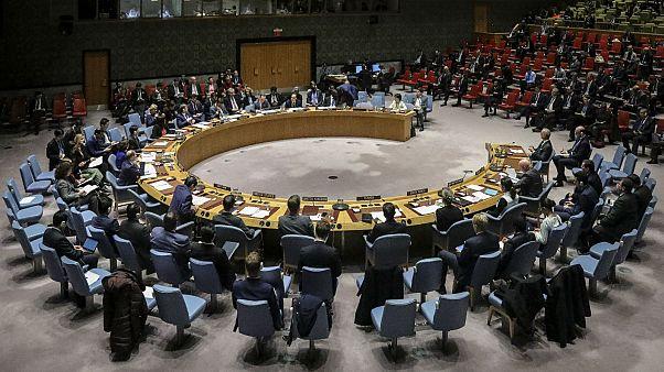 مجلس الأمن الدولي 26/02/2020