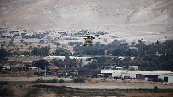 Suriye devlet televizyonu: İsrail Suriye'ye hava saldırısı düzenledi
