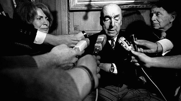 Neruda-gyűjteményt állítottak ki Barcelonában