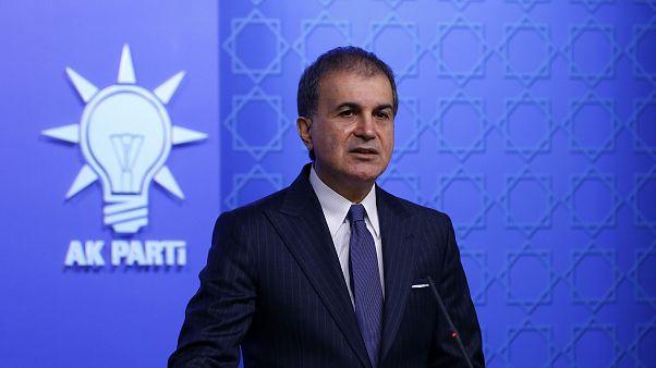 AK Parti Sözcüsü Ömer Çelik / Arşiv