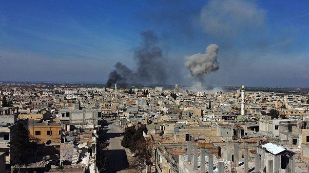 İdlib'de Türk askerine saldırı dünya basınında: Türkiye Suriye'de en büyük kaybını yaşadı