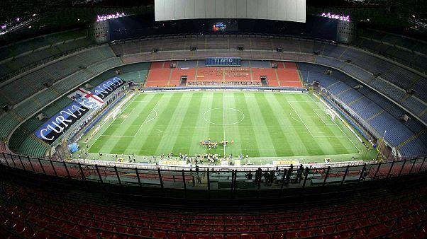 Emergenza coronavirus: Juventus-Inter si giocherà a porte chiuse