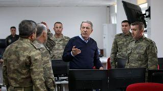 Milli Savunma Bakanı Akar