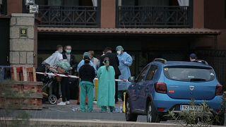 Acaba la cuarentena en el hotel de Tenerife y se multiplican los casos en España