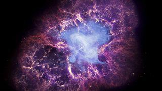 NASA: Uzayda bugüne kadar gözlemlenen 'en büyük kara delik patlaması' yaşandı