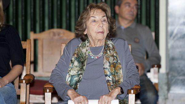 Πέθανε η αγαπημένη συγγραφέας, Άλκη Ζέη