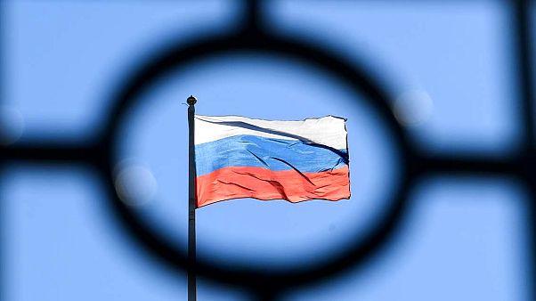 Rusya bayrağı