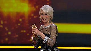 Helen Mirren foi a rainha da Berlinale