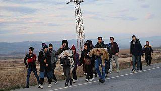 Türkiye'den gelecek olası göç dalgasına karşı Yunanistan ve Bulgaristan sınır güvenliğini artırdı