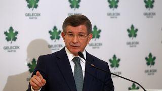 Gelecek Partisi Genel Başkanı Ahmet Davutoğlu